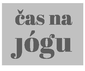 Casnajogu.cz Logo